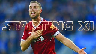 LIVERPOOL VS CHELSEA | OFFICIAL STARTING XI #LFC LIVE STREAM