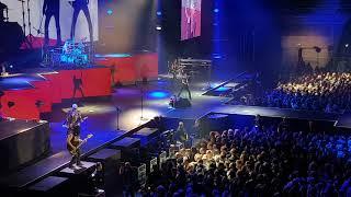 SCORPIONS Make It Real Gdańsk Ergo Arena Poland 01 12 2017
