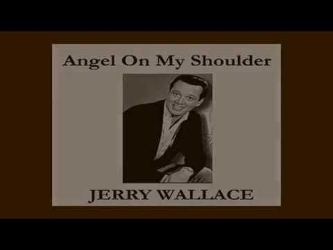 Jerry Wallace ~ Angel On My Shoulder (Stereo)