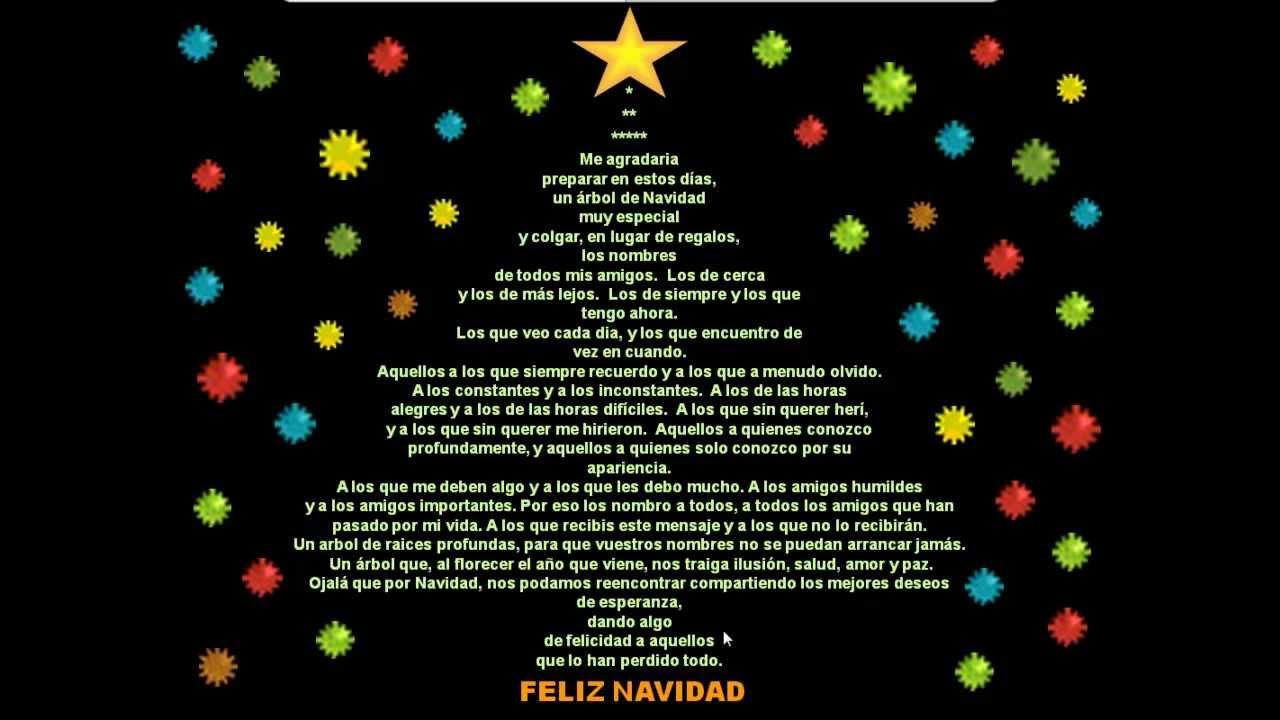 Navidad palabras de navidad feliz navidad youtube for Objetos de navidad