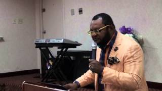 Prophet Diallo declared Fight Your Prophecy Through!!!