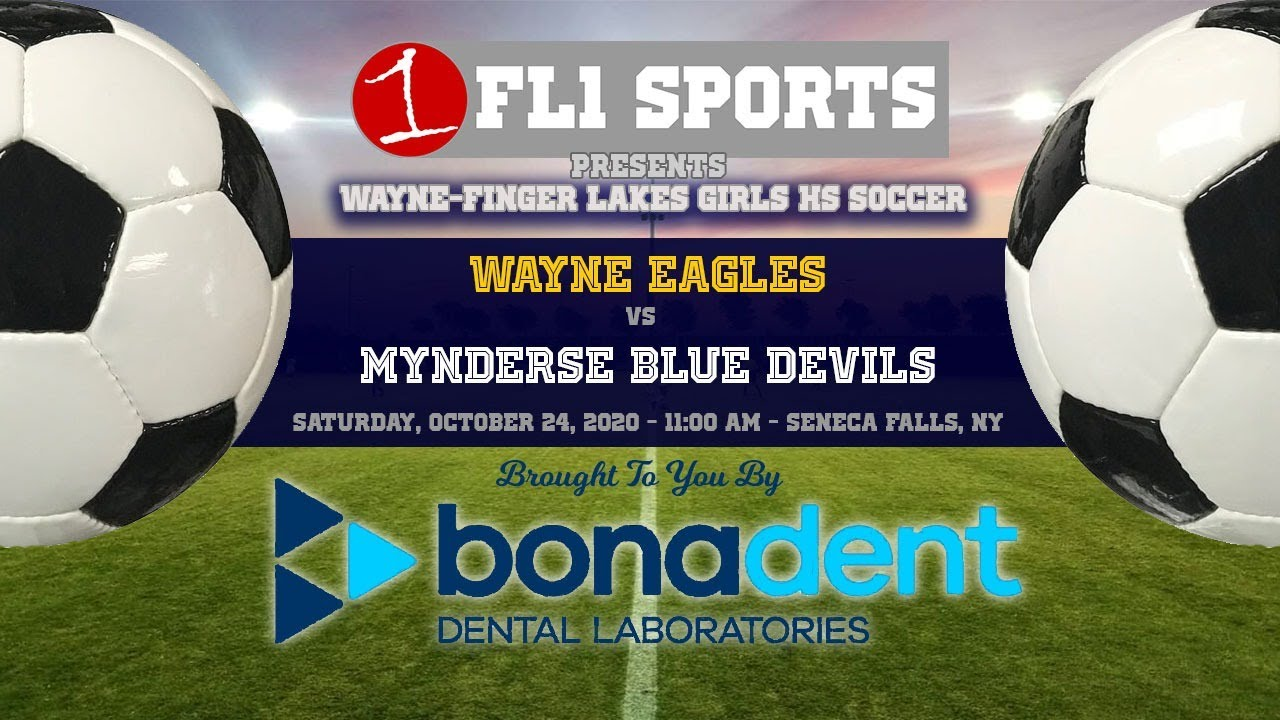 WATCH LIVE AT 11 AM: Saturday morning soccer as Wayne tangles with Mynderse (FL1 Sports)