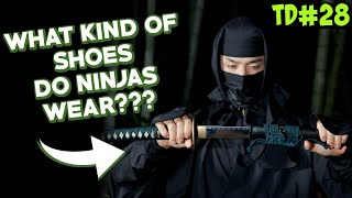 What Kind Of Shoes Do Ninjas Wear? [Two Dads #28]