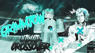 Ultimate Crossover | GRIMMJOW JAEGERJAQUEZ SHOWCASE!! | Roblox