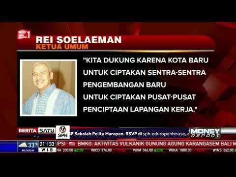 REI Dukung Program Pemerintah Membuat Kota-kota Baru di Luar Jawa