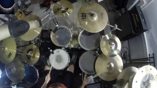 Richard Rapf - Nigel Stanford - Cymatics (Drum Cover)