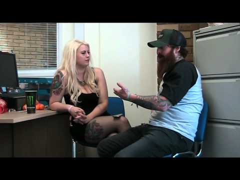 Feed The Rhino Interview May 2014