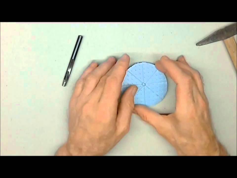 Zelf een kompas maken youtube for Zelf een tuintafel maken