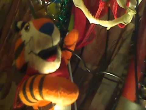 tony the rock star tiger