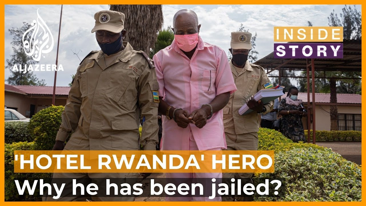 Download Why has 'Hotel Rwanda' hero been jailed? | Inside Story