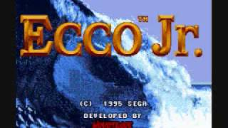 Ecco Jr.-Opening Theme, The Endless Sea