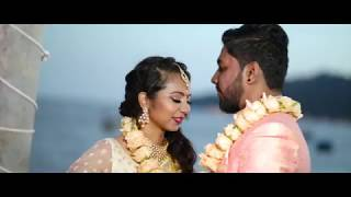 A Truly Romantic & Tranquil Indian Beach Wedding by RB Events *Watch it on HD*