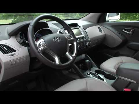 2010 Hyundai Tucson GLS AWD - Drive Time Review