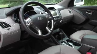 Hyundai Tucson 2010 Videos