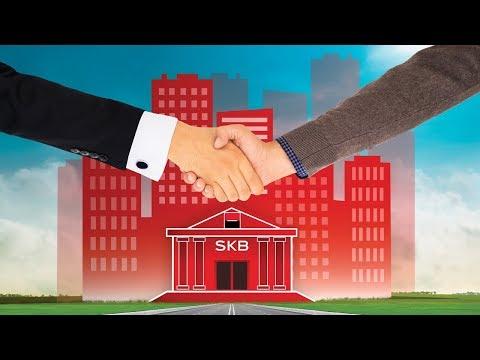 SKB Zamenjajte banko in postanite član družine SKB