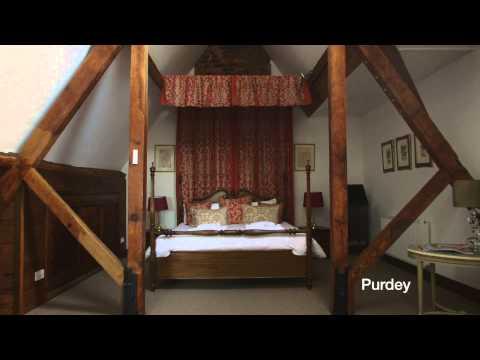 Huntsham Court - Some of our 34 bedrooms & suites