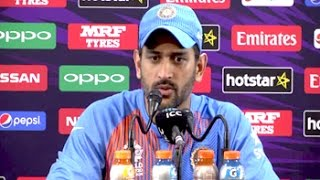 This is how Mahendra Singh Dhoni keeps cool under pressure