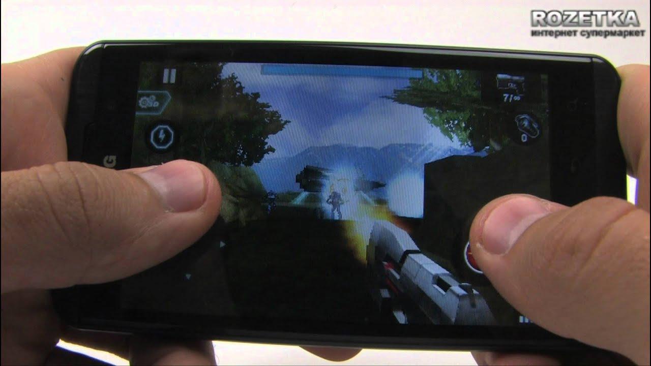 3D-смартфон LG Optimus 3D P920