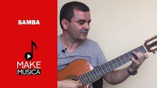 Baixar Emerson Gonçalves | Make Música | Aulas de Violão e Guitarra | Samba
