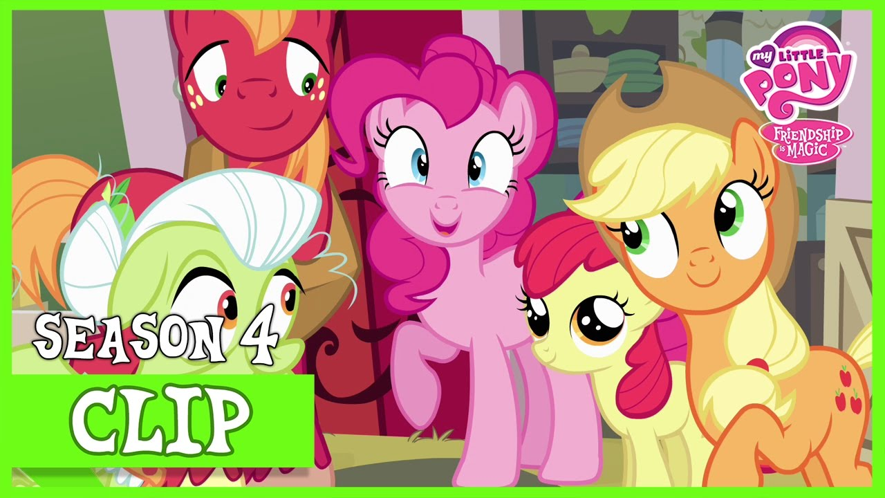 An Apple Family Cousin (Pinkie Apple Pie) | MLP: FiM [HD]