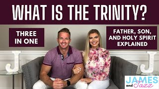 What Is The Trinity || Describe The Trinity || Father Son And Holy Spirit Explained || The Trinity