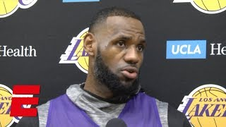 LeBron: Addition of Tyson Chandler