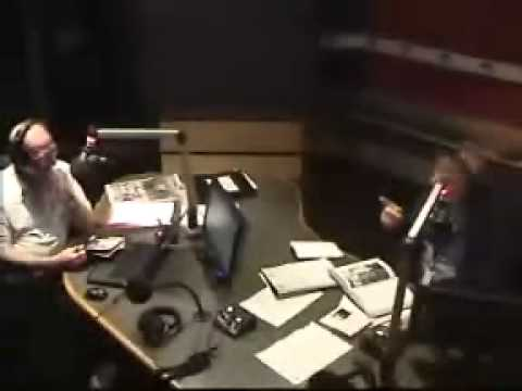 Peter Fitzpatrick author of The Two Frank Thrings on 3AW Nightline - Wed 120912