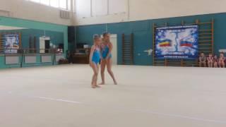 Акробатика 1 юношеский разряд