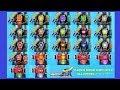 Kamen Rider GAIM ALL RIDERS,  Sengoku & Genesis Driver オール 仮面ライダー鎧武 ガイム 戦極 (センゴク) & ゲネシスドライバー