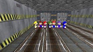 Kannst du überleben Mario All Star In Area 51 Roblox