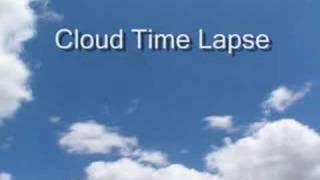Beautiful Blue Sky Clouds Time Lapse