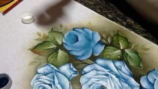 Solene Fernandes Rosa azul 1