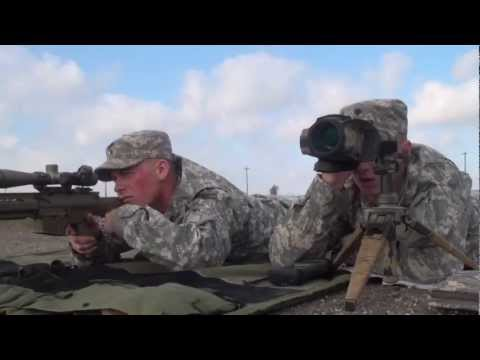 Military News - World's Best Sniper Teams At The U.S. Army International Sniper Competition