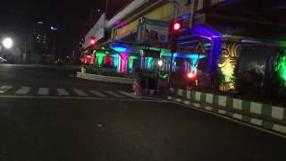 Ivanka trump visit to Hyderabad convoy at Gachibowli