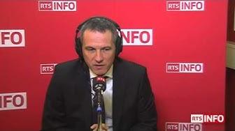 Laurent Kurth, conseiller d'Etat neuchâtelois PS