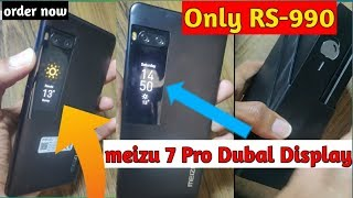 Meizu Pro 7 Dual Display Unboxing & Review In India/the Unique Smartphone You Should Know About