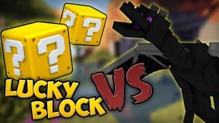 Minecraft: Lucky Block vs Mob - Ender Dragon Boss!