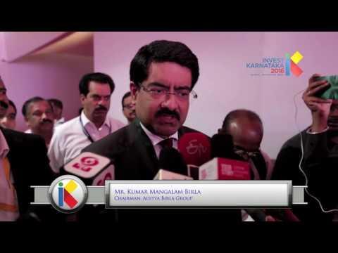 Kumar Mangalam Birla on Investing in Karnataka