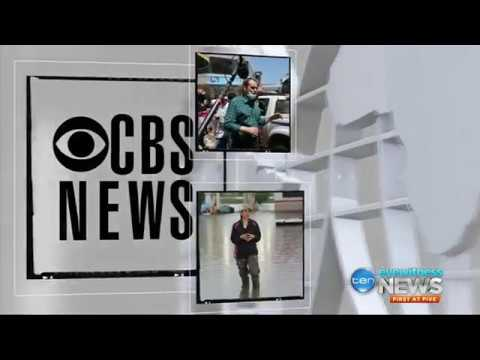 Ten Eyewitness News: Sydney  - 'CBS buys Network Ten' Report (28.8.2017)