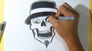 как рисовать череп Граффити(Рисование череп Граффити музыка (Audiomicro.com), 2014-10-05T00:48:24.000Z)