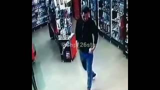 Двое мужчин обокрали секс-шоп в Ставрополе