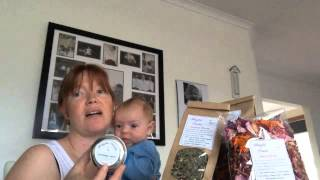 Blissful herbs review: postnatal bath herbs & more!