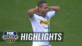 Video Gol Pertandingan Borussia Monchengladbach vs Eintracht Frankfurt