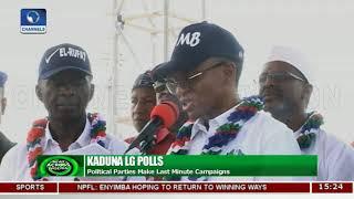 Kaduna LG Polls: Political Parties Make Last Minute Campaigns