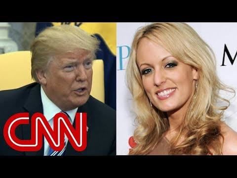 Stormy Daniels sues Trump over alleged affair
