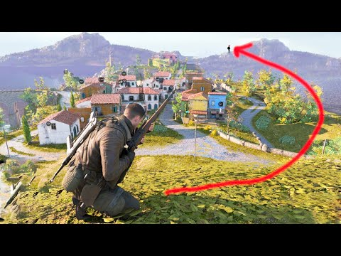 10 Best Sniper Games That TRULY TEST Your Sniping Skills