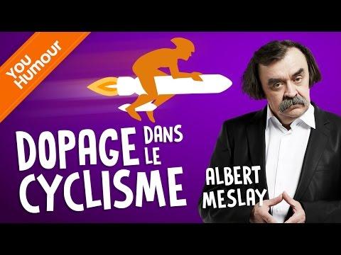 ALBERT MESLAY - Dopage dans le cyclisme