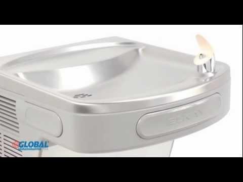elkay ada barrier free water cooler