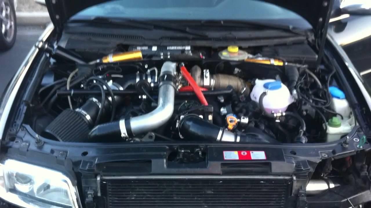 2000 Rodeo Engine