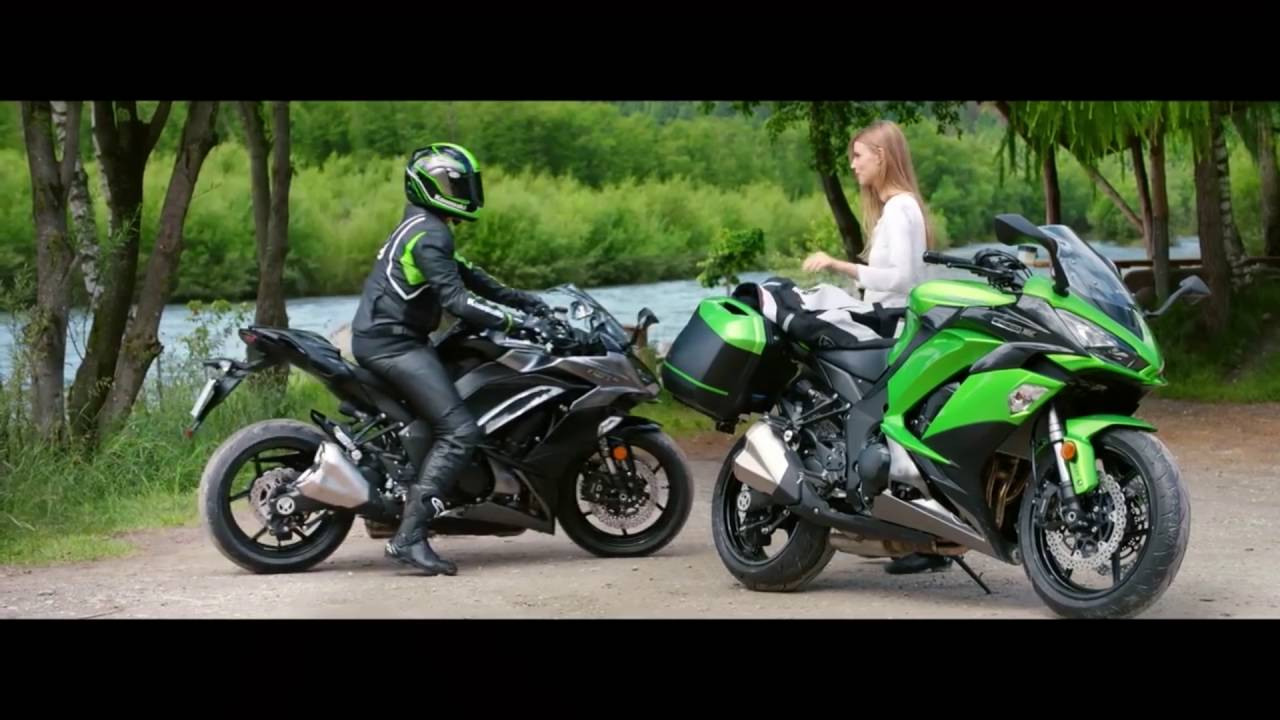 New 2017 Kawasaki Ninja 1000 Youtube